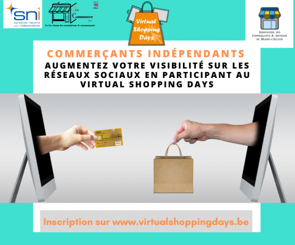 Virtual Shopping day
