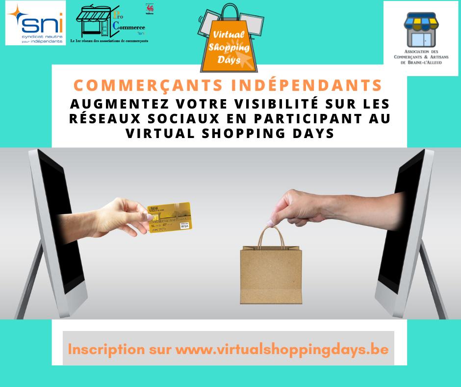 Virtual Shopping day