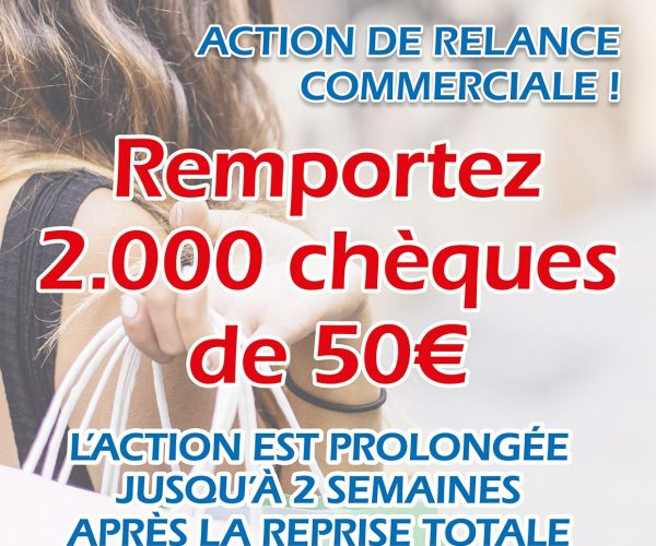 Action de relance commerciale