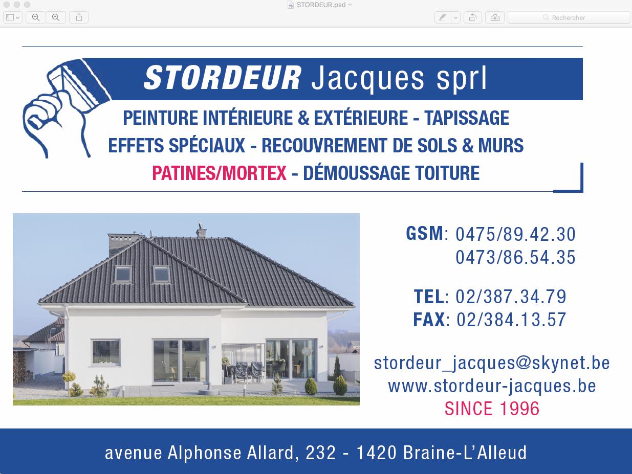 Stordeur Jacques