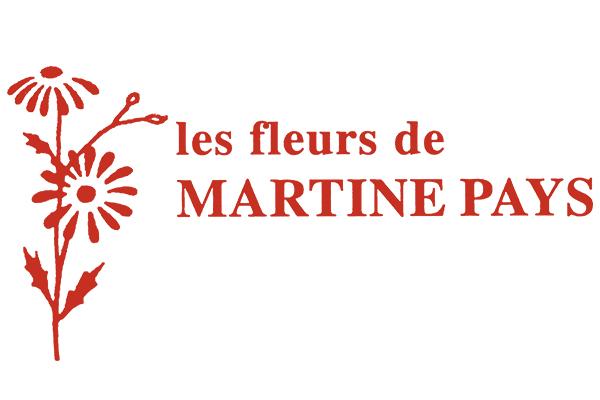 Les fleurs de Martine Pays
