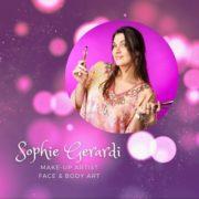 Sophie Gerardi – Make-up Artist – Face & Body Art