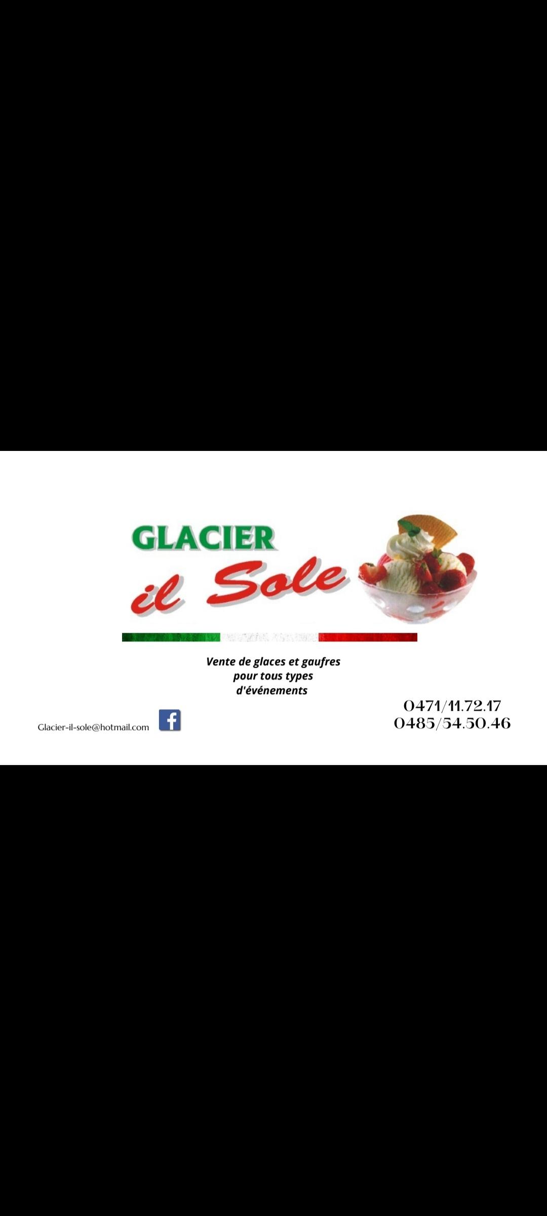 Glacier il sole